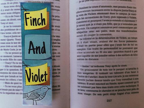 Finch & Violet