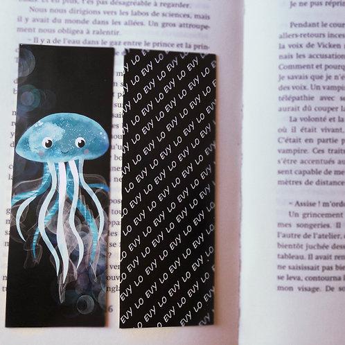 Léopold la méduse