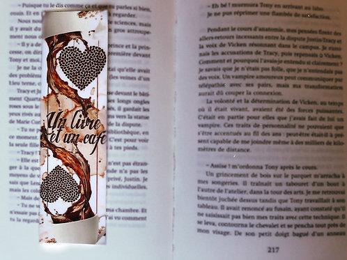 Un café et un livre