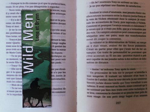 Wild men : Lane & brynn