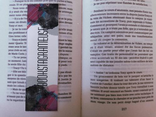 Bookstagrameuse (Rose & Noir)