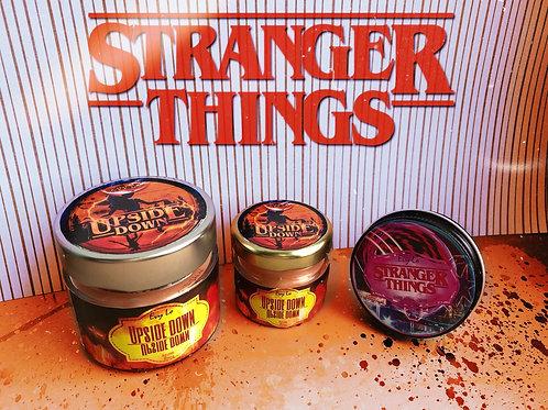 Bougies «Stranger things»