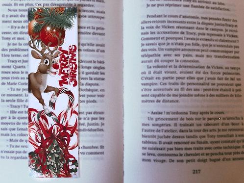 Merry Christmas : Petit renne