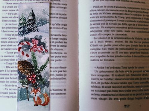 L'hiver & le Petit renard