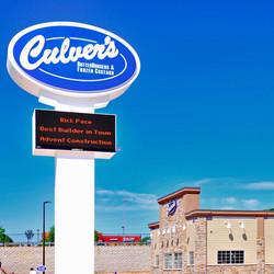 Current: Culver's Restaurant