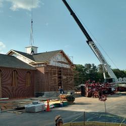 Current: New Hope Baptist Church
