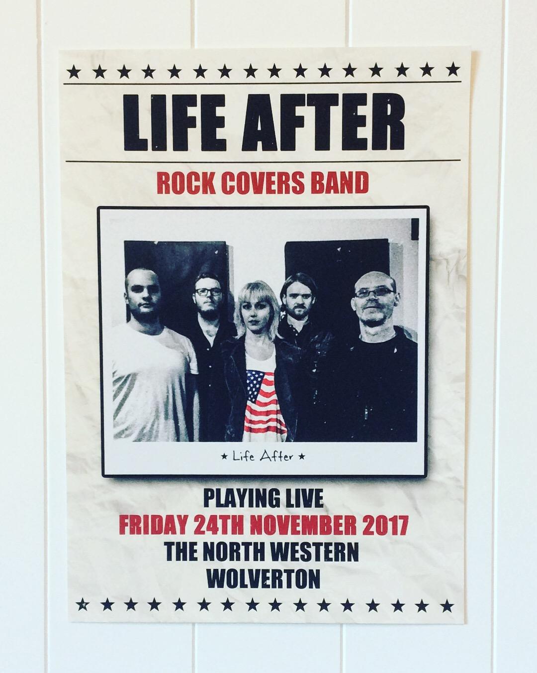 Band Poster Design