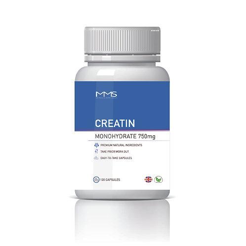 Creatine Monohydrate  750 mg