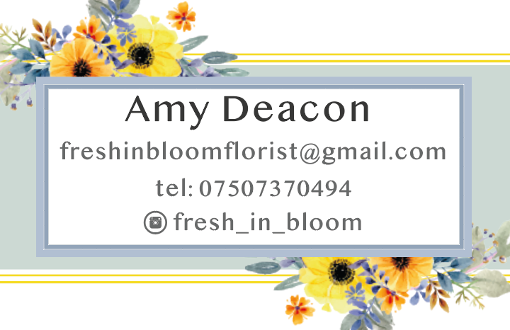 Hedge illustrates Leicestershire business card designer
