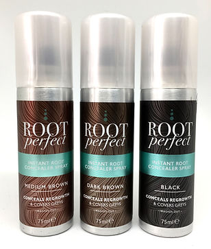 ROOT perfect Hair concealer Spray 75ml