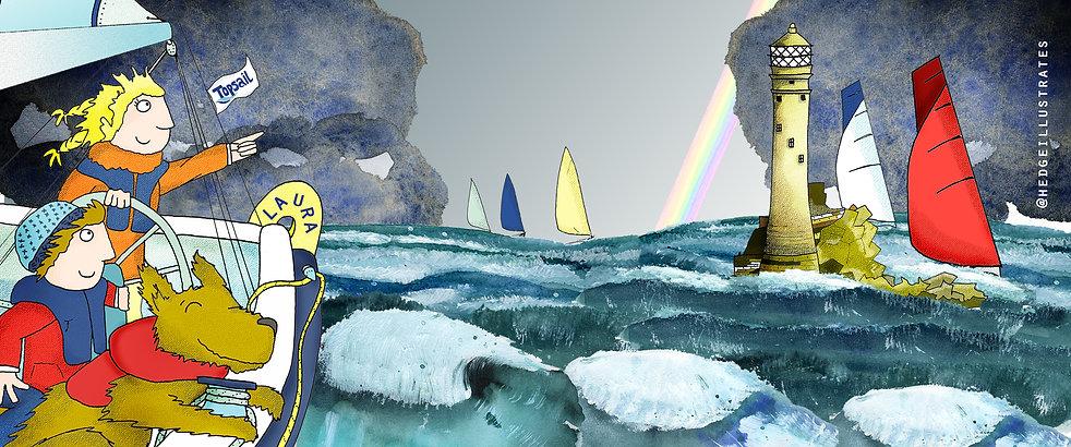 Hedge Illustrates Nautical