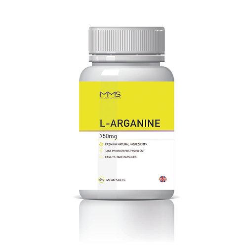 L-Arginine 750mg