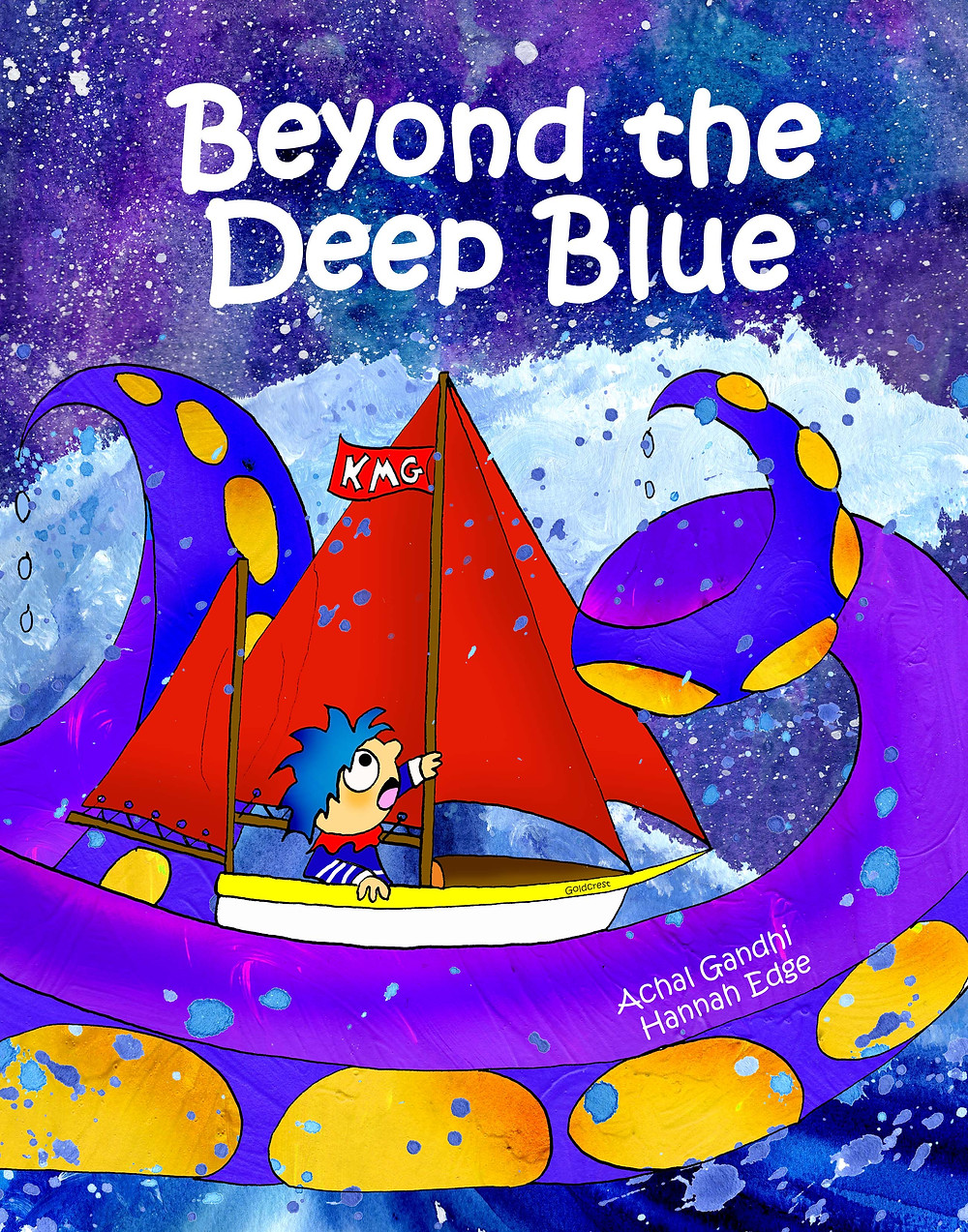 Beyond the Deep Blue Front Cover