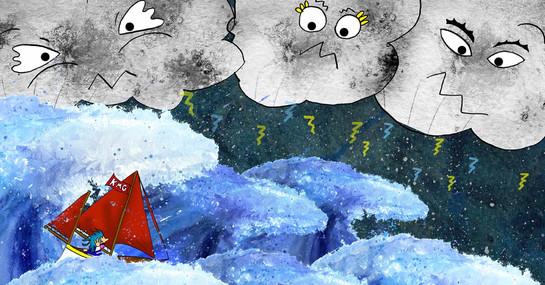 Hedge illustrates Childrens Book