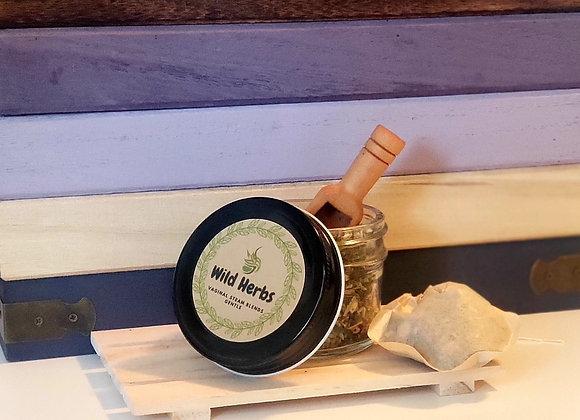 Wild Herbs Vaginal Steam DIY Kits