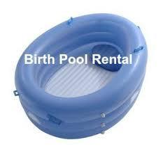 Birth Pool Rental