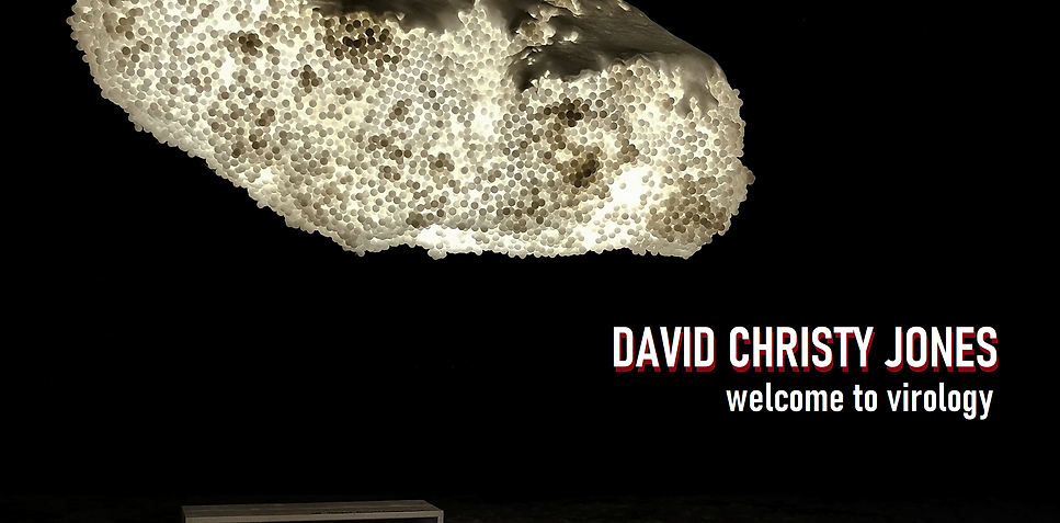 David Christy Jones 'Welcome to Virology'