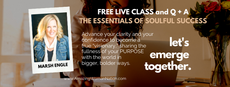 _Website Banner FREE CLASS SOULFUL SUCCE