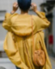 Canva - Woman Wearing Yellow Long-sleeve