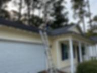 DM on Roof