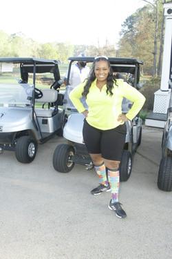 Charity Golfer