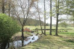 The beautiful 18 Hole Atlanta National Golf Course