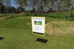 Hathaway Agency Golf Course Hole Sponsor