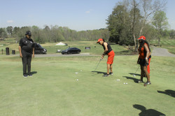 On the Putting Greens