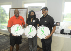Swing Into Their Dreams Charity Golf Tournament Men's Champions