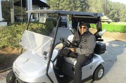Golf Tournament Director, Robert Williams