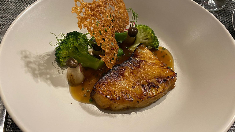 [Exclusive for Joyce] 5-Course Nanyang Fusion Menu by Chef Alvin Law