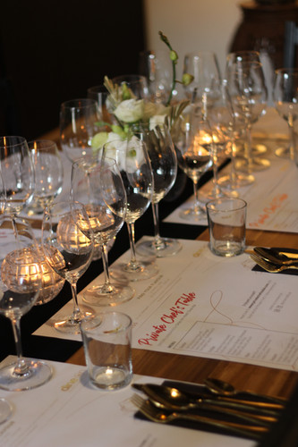 Wolf Blass x Private Chef's Table