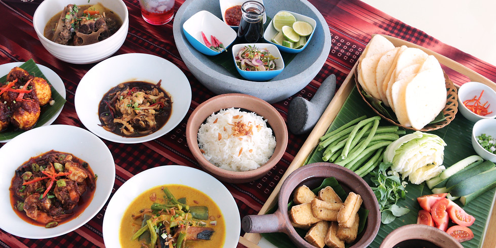 Truly Sedap Indonesian Faves with Host Ferry