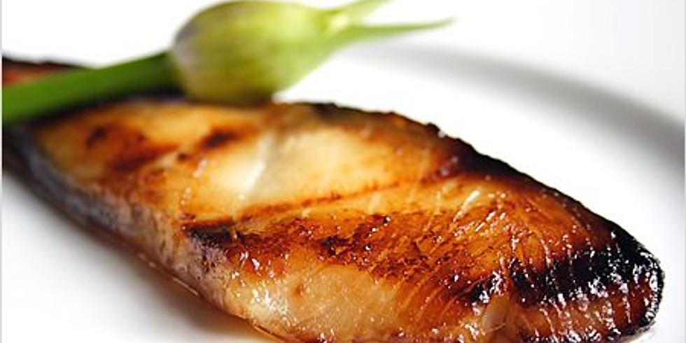 [8-Course] Jap Fusion Seasonal Menu by Chef Jo Ann