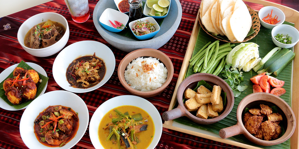 (SELLING FAST!) Truly Sedap Indonesian Faves with Host Ferry