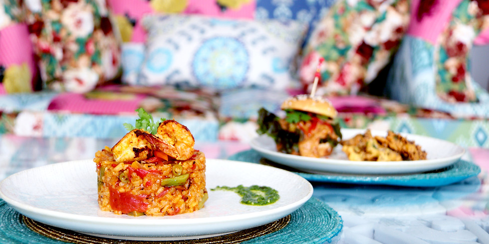 Flavours of Singapore With Host Payal