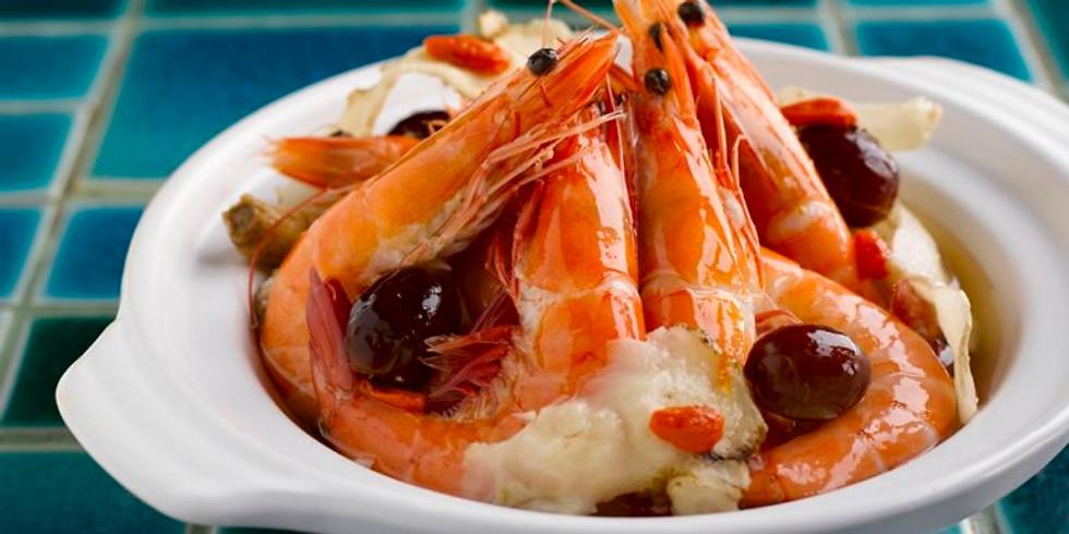 CNY 9-Course Menu by Chef Jo Ann