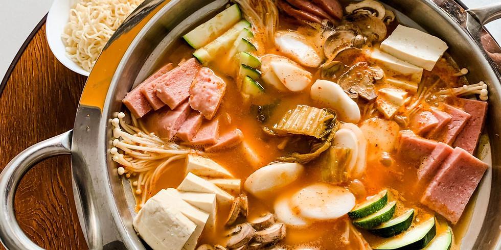 [5-Course] Korean Menu by Chef Minji