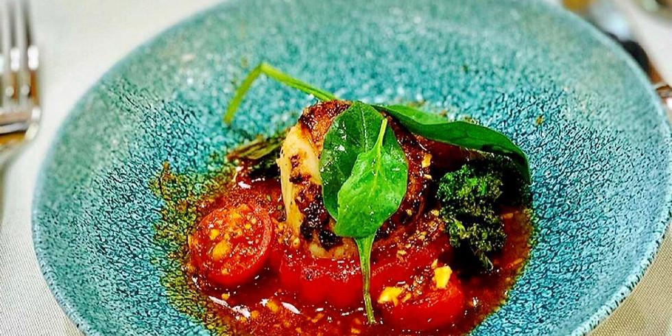 Modern Thai Fusion Food by Host Joanna