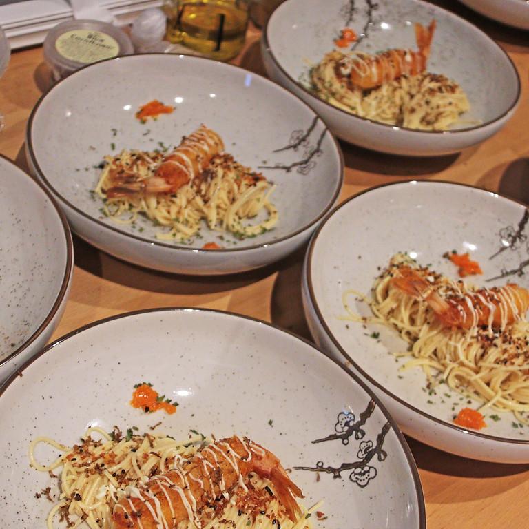 (SELLING FAST) An Oishii Spread with Host Jo Ann