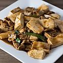 Tofu & Scallions