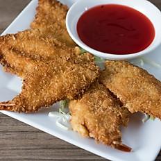 Jumbo Fried Prawns