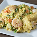 Shrimp 'N Scrambled Eggs