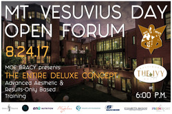 Mt Vesuvius Open Forum Poster