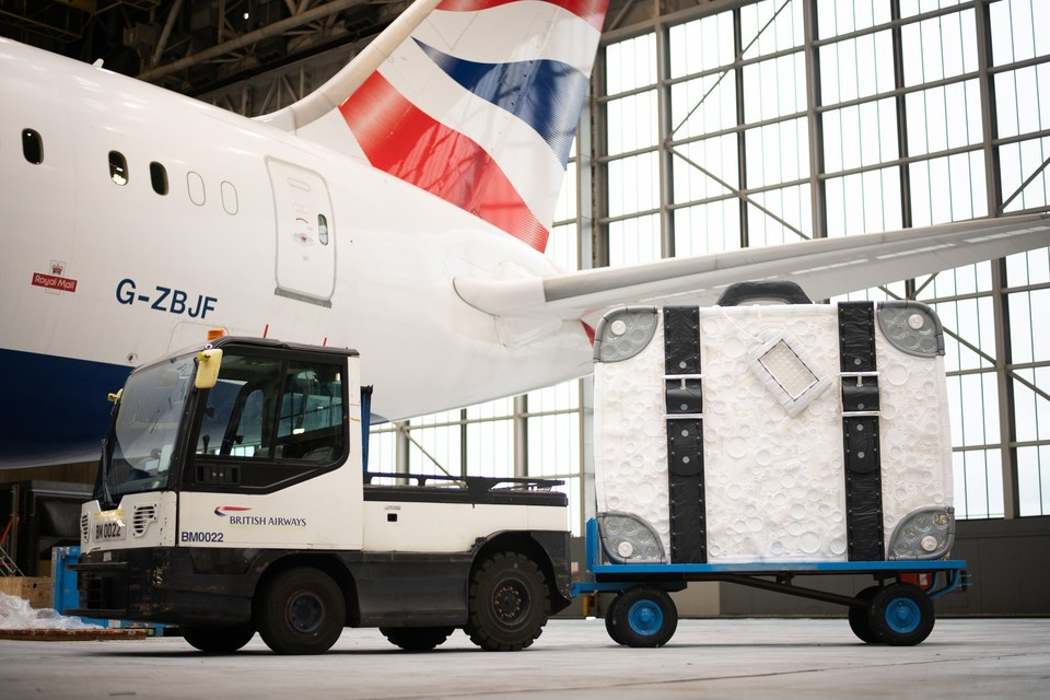 British Airways aims to remove more than 700 tonnes of single-use plastic on board its flights in 2020.