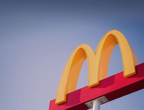 McDonalds aims to remove 3,000 metric tonnes of plastic by 2021 - its largest reduction to date.