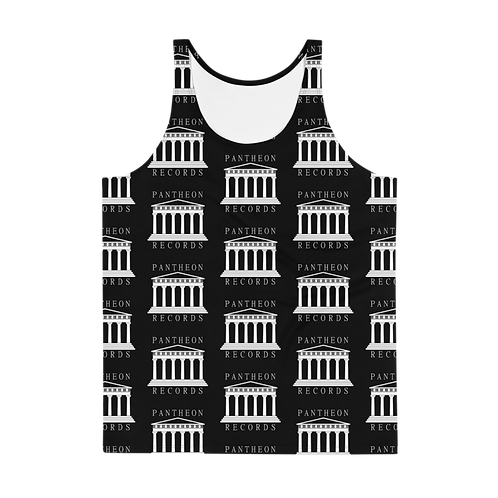 Pantheon Print Tank Top