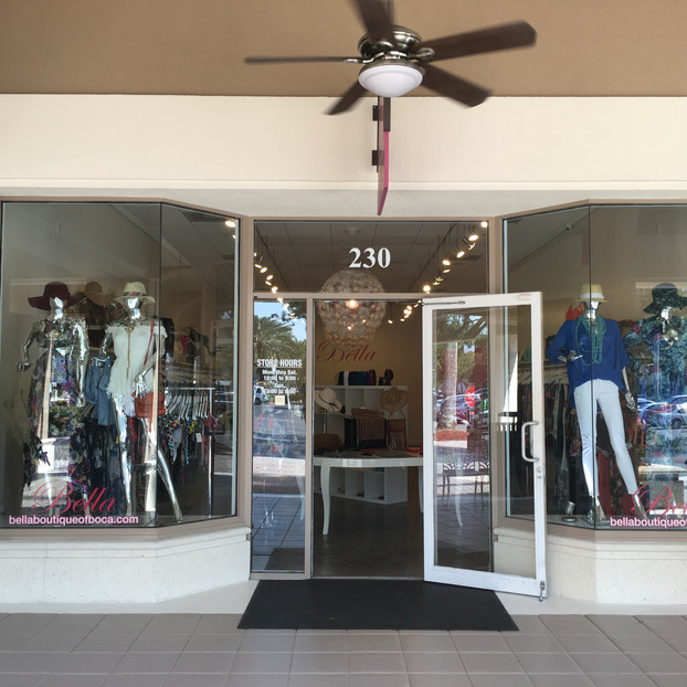 Bella Boutique Outdoor, Boca Raton