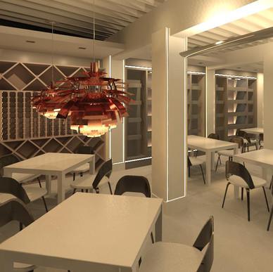 Ferraro's Kitchen Restaurant Indoor, Miami