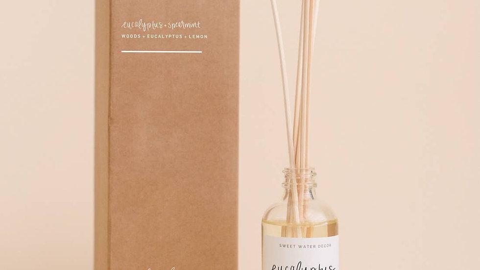 Eucalyptus Spearmint Reed Diffuser